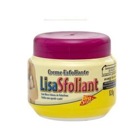 Creme Lisa Sfoliant 120 Grs- Bio Soft