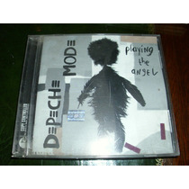 Cd Depeche Mode Playing The Angel 2005arg Musica