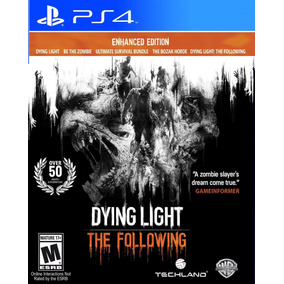 Dyling Light The Following Enhanced Edition Ps4 Oferton