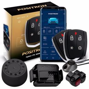 Alarme Automotivo Cyber Px360bt Sensor Presença Pósitron Top