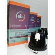 Kit Horta Urbana ( 3kg Ebi + 90 Sementes + 3 Vasos )