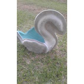 Forma Para Fazer Cisne De Cimento