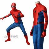 Fantasia Homem Aranha Homecoming ( Cosplay Spiderman )