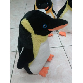 Peluche De Pinguino 32cm Hermoso