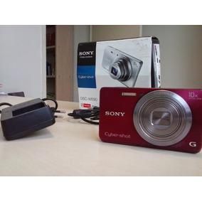 Câmera Digital Sony Cyber-shot Dsc-w690 16.1 Mp