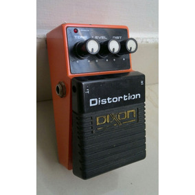 Pedal De Distorsión Dixon