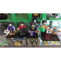 The Beatles Figuras Compatibles Con Lego 5 Piezas