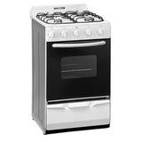 Domec Cocina Apolo Multigas 50 Cm 4 Hornallas Ctobav