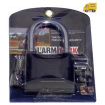 Candado De Seguridad Con Potente Alarma 110 Dba