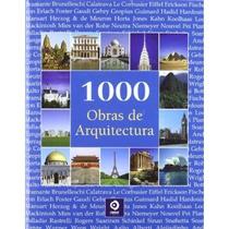 1000 Obras De La Arquitectura (arte Y Artista) Envío Gratis