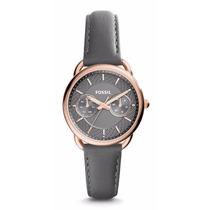 Reloj Fossil Es3913 Dama Café/rosa Dama Original Envío Grats