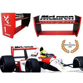 Estante Asa De Corrida 1991 Senna