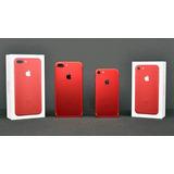 Iphone 7 Red 128gb Novo Lacrado - Anatel