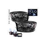 6000k Slim Xenon Hid Kit 06-08 Dodge Ram Halo Led Humo Proye
