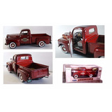 1948 Ford F 1 Pick Up Chata Road Legends 1:18 Envio Gratis