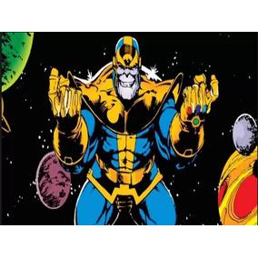 Hqs Sagas Do Thanos Digitais (231 Edições)
