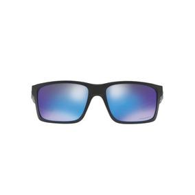 df4b3ab5b Oakley Mainlink Oo9264 30 Preto Polido Lente Azul Prizm Safi