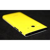 Tapa Trasera Amarilla Huawei Evolution 3