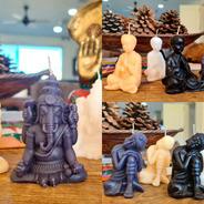 Vela Aromatica Ganesha