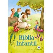 Bíblia Infantil, A História Da Criação Do Mundo.