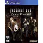 Resident Evil Origins Collection - Ps4 Nuevo Y Sellado