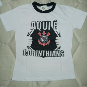 Blusinha Do Corinthians Camisetas - Camisetas e Blusas no Mercado ... d5eb2ff0c8af7