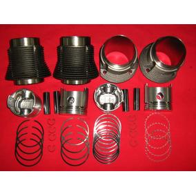 Conjunto Motor Vocho Combi Brasilia Std 1600cc Plano Mahle