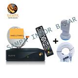 Kit Oi Livre Hd C/ Antena+receptor Etrs35 Cadastramos
