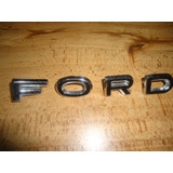 Letras Ford Automovil Camioneta Camion.