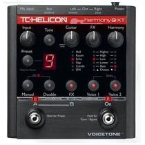Tc Helicon Harmony-g Xt Procesador De Voz Para Guitarra.