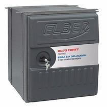 Geladeira Para Caminhão Elber Gc 73 Litros + Kit Suporte Fix