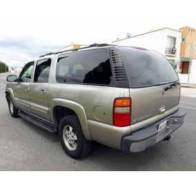 Chevrolet Suburban Bonita Y Familiar