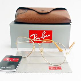 8ac4d0d3ea Montura Ray Ban Transparente En Fibra De Nylon Super Liviana - Gafas ...