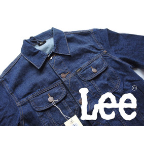 Jaqueta Jeans Masculina Lee Original Loja Fisica