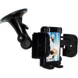 Suporte Veicular Trava Para Celular Nokia Lumia N1520