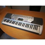 Piano Teclado Casio Ctk-496 Midi 5 Octavas (xbox Ps4 Wii Pc)