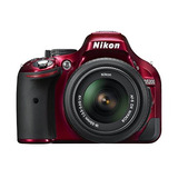 Nikon D5200 Cmos Cámara Réflex Digital Con 18-55mm F / 3.5