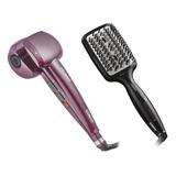 Modelador De Cachos Hair Styler Conair Polishop + Escova Ali
