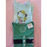 Franela Camiseta Talla 12 Meses Y Talla 2 Kid Cool / Bbmio