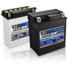 Bateria Moura Yb12al-a / Mv12-di Bmw 650 / Virago 535