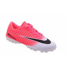 Chuteira Society Nike Mercurial Victory 6 Cr7 Queimao
