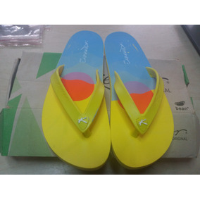 Chinelo Kenner Bean Original Dedo