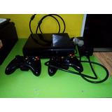 Xbox 360 Slim E Para Cyber O Casa Con 106 Juegos