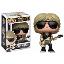 Guns N´roses Duff Mckagan - Funko Pop Boneco Gnr G N´r