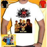 Camiseta Rosa De Saron Camisa Banda Evangelica Gospel Cristo
