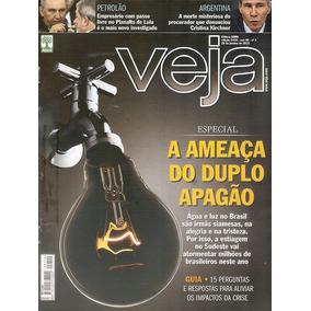 Revista Veja A Ameaça Do Duplo Apagão E A Crise Janeiro 2015