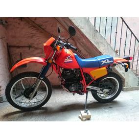 Honda Xl250r California De Colección, Toda Original