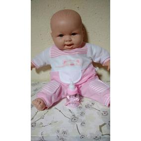 Boneca Bebê Antiga Cotiplas Barato