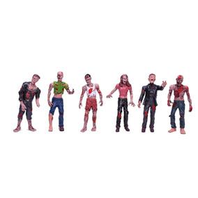Figuras Zombies X6