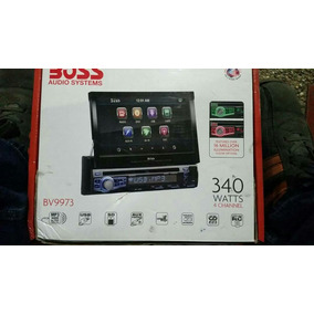 Reproductor Equipo Boss Bv9973 Dvd, Mp3, Cd, Radio Am,fm